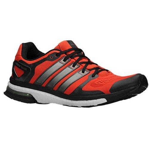 adidas Men's M18849 Adistar Boost ESM Shoes, Black/White, 8.5
