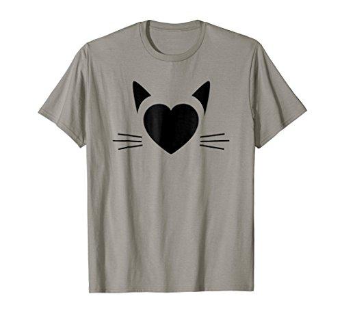Cat lover t-shirt. Thai, Siamese cat tees. Black cat tshirt