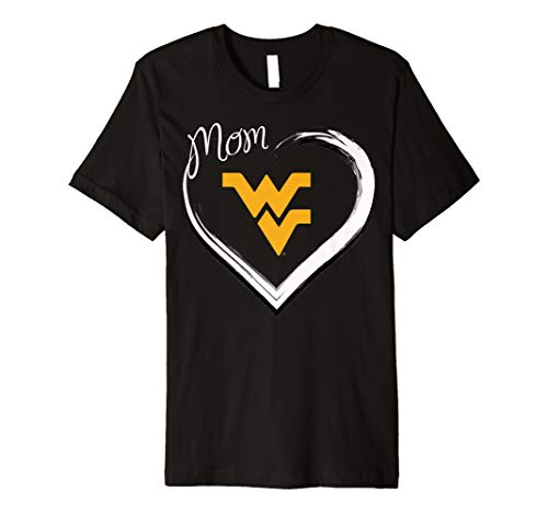 West Virginia Mountaineers Clothing For Mom T-Shirt