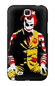 S0037 Mc Donalds Joker Case Cover For Samsung Galaxy Note 2