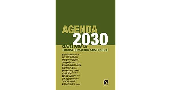 Amazon.com: Agenda 2030 [Próxima aparición] (9788490977071 ...