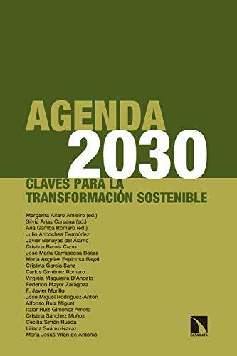 Agenda 2030: Claves para la transformación sostenible: 256 (Investigación y Debate) por Alfaro Amieiro, Margarita,Arias Careaga, Silvia,Gamba Romero, Ana