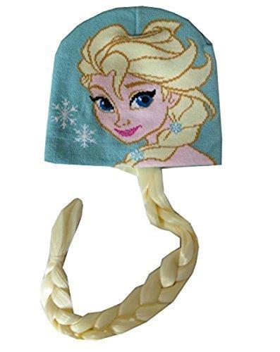 Disney Frozen Elsa Knit Hat with - Elsa Hat