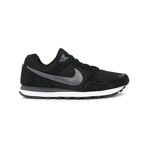 Nike Herren Sneaker Schwarz (grau - weiß)