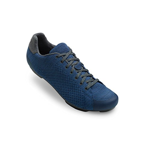 Giro Republic R Knit - Chaussures Homme - Bleu Pointures 43 2018 Chaussures VTT Shimano