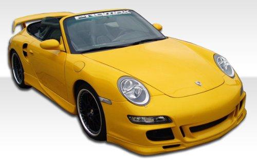 1999-2004 Porsche 996 C2/C4 997 Duraflex GT-3 RS Conversion - Includes 997 GT-3 RS Conversion Front Bumper (105125), 997 GT-3 RS Conversion Rear Bumper (105129), 997 GT-3 RS Conversion Grille (105127), and 997 Conversion OEM Fenders (105128). - Duraflex Body Kits ()