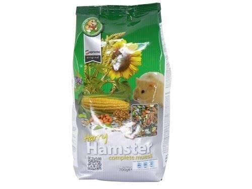 (12 Pack) Supreme - Harry Hamster 700g, hamster food by Supreme