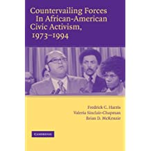 Countervailing Forces in African-American Civic Activism, 1973-1994
