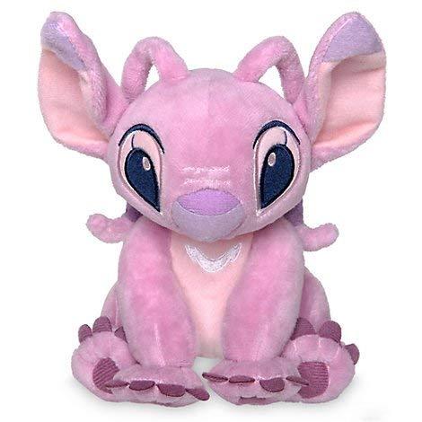 Disney Angel Plush Lilo and Stitch Mini Bean Bag Toy 6