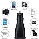 Adaptive Turbo Fast 15W Car Charger for Samsung