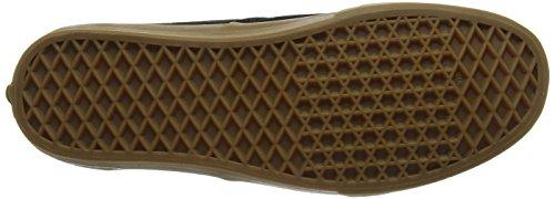 Gum Authentic Vans Sneaker Blacklight Erwachsene Unisex Schwarz Y8YCwqpS