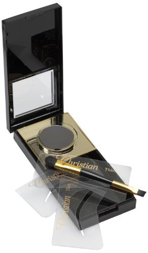 Christian Eyebrow Semi Permanent Make-Up Kit Black by Chr...