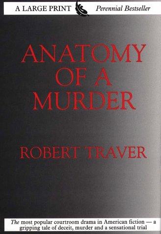 Buy Anatomy of a Murder (G.K. Hall large print perennial bestseller ...