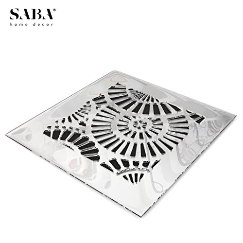 "SABA Home Decor 6"" x 6"" Duct Opening (8"" x 8"" Overall) Fi..."