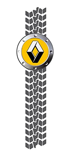 Renault AUTO Grau Fun T-Shirt -107 -Grau