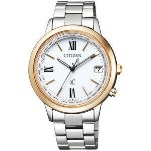 CITIZEN solar Watch xC Eco-drive HAPPY FLIGHT xC×mi-mollet Limited model CB1108-55A Women's