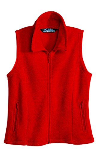 Tri-Mountain Women's Peak Performers Anti-Pilling Vest. 7020 Crescent