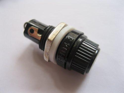 250 Pcs FH043 10A 250V Fuse Holder for 5x20mm Fuse Skywalking by Skywalking