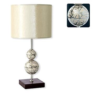 Evrard Ht 51 Lampe Stria Platine Cm Couleur Bruno hQdBtsrCx