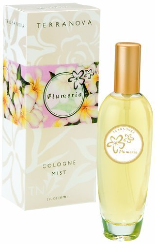 Terranova Terranova Plumeria Cologne with Box, 2 Ounce