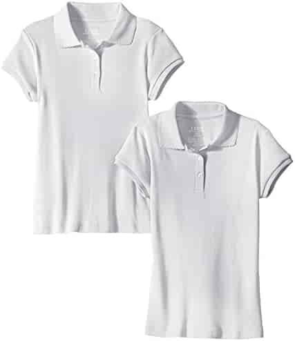 78c18783d Shopping Color  4 selected - Big Girls (7-16) - Amazon.com - Polos ...