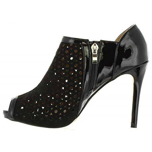 Maria Mare Stiefel Für Damen 66045 C25648 SUEDI Negro Schuhgröße 40