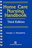 img - for Home Care Nursing Handbook book / textbook / text book