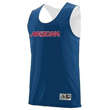 e2d971984 Adult 2XL Blank Back Arizona Wildcats Reversible Basketball Jersey