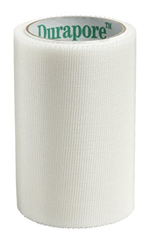 3M Health Care 1538S-2 Durapore Surgical Tape Single-Patient Use Roll Silk-Like 1.5 yd. L x 2 W (Pack of 250) [並行輸入品]   B07QSTQ4C2
