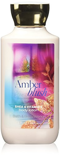 Bath Body Works Amber Blush 8.0 oz Body Lotion ()