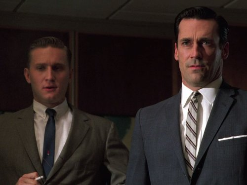 Special Feature: How to Succeed in Business Draper - Style Don Draper