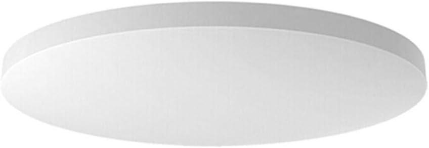 Lookthenbuy Xiaomi Yeelight Lámpara de techo inteligente 72LED WiFi Bluetooth App Control Lamp
