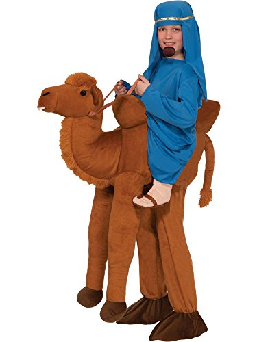 Forum Novelties Ride-A-Camel Child Costume (Funny Kids Halloween Costumes)