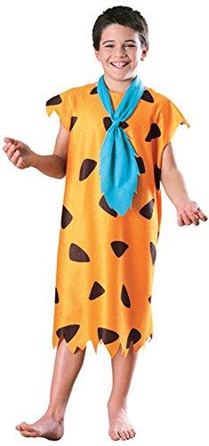 Fred Flintstone Child Costume - Small (4-6)]()