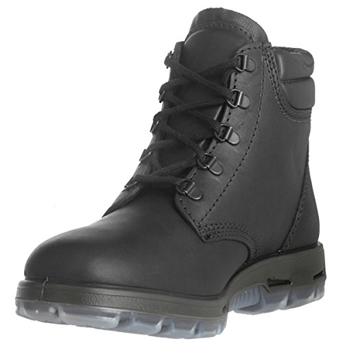RedbacK Boots USABK Outback Lace Up Steel Toe - Black Leather (10 UK (11 US))