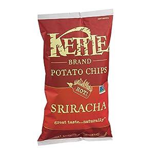 Kettle Brand Potato Chips Sriracha 8.5 Oz