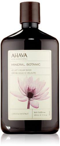 Ahava Gel Cleanser (AHAVA Mineral Botanic Velvet Cream Wash, 17 fl)