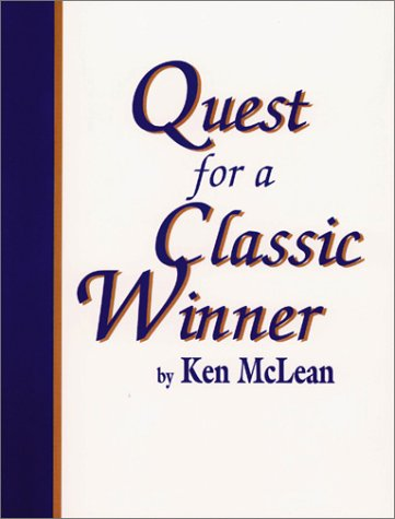 Quest for a Classic Winner PDF