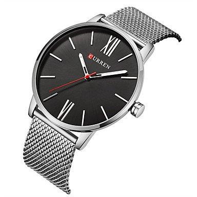 XKC-watches Relojes para Hombres, Hombre Reloj Deportivo Reloj de Vestir Reloj Esqueleto Reloj