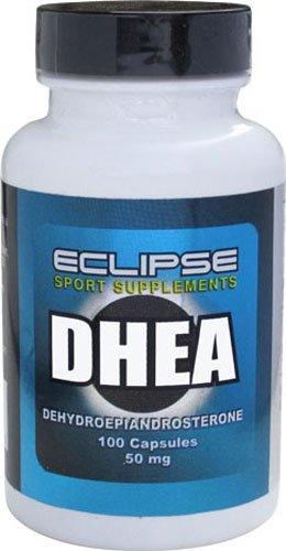 Eclipse Sport suppléments de DHEA 50 mg ,100-Comte