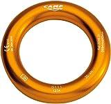 CAMP Aluminum Rappel Ring - 45mm - Orange