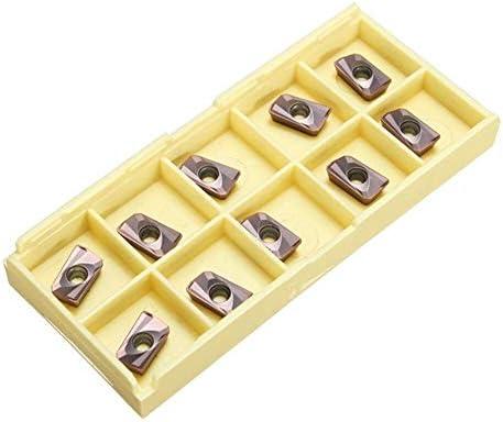 10Pcs APMT1135PDER-H2 VP15TF Carbide APKT1135 CNC-Werkzeug DIY Schneidwerkzeug