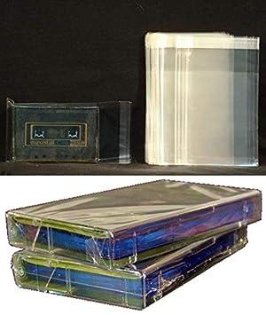 Fundas para Estuches Cajas Cintas DE Cassette: Amazon.es ...