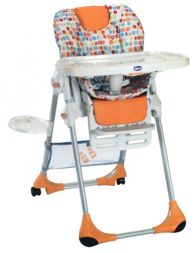 Chicco Polly Chaise 2 en 1 Dinofood
