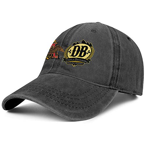 Men Cowboys Cap Beautiful Anheuser Busch to Acquire Devils Backbone Soft Embroidered Welding Wide-Brimmed Hats