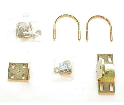 - Pro Comp 2509 Single Steering Stabilizer Bracket Kit