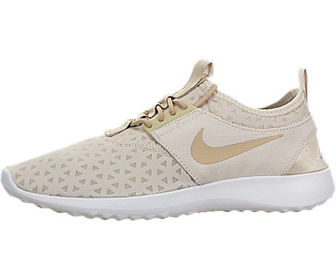 NIKE Women's Juvenate Sneaker, Oatmeal/Linen White, 7.5 B US by NIKE