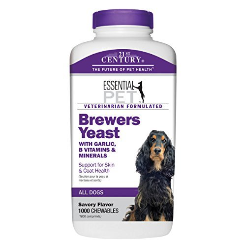 21st Century Brewers Yeast Dog Chewables For Sale
