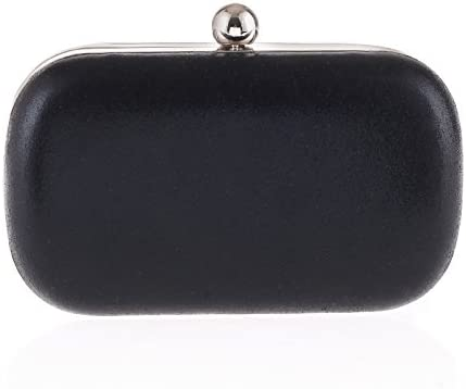 Womens PU Leather Evening Clutch Grab Bag Formal Occasion Wedding Party Wallet