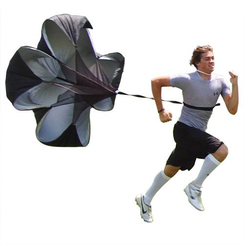 World Sport 40 Inch Speed Training Parachute